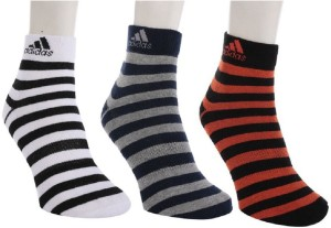 ADIDAS Men's & Women's Solid Ankle Length