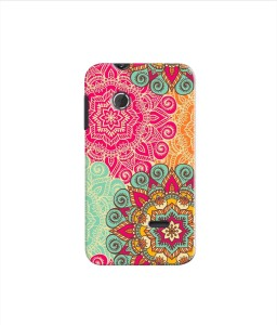new styles 1091a 8983c Mystry Box Back Cover for Sony Xperia Tipo St21iRangoli, Plastic