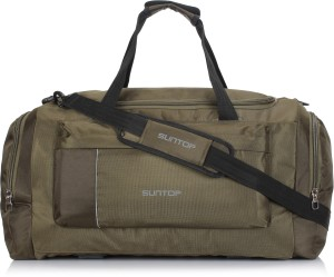 c2629c6bd6 Suntop Alive Large Nylon Polyester 65 litres 25 inches Duffel Bag for  Travel (