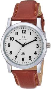 Maxima O-44688LMGI Watch  - For Men