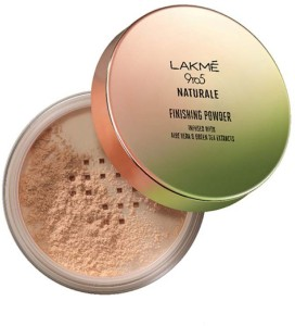 Lakme 9 to 5 Naturale Finishing Powder Compact - 8 g