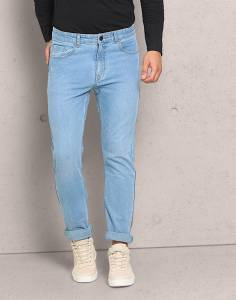 Metronaut Slim Men's Light Blue Jeans