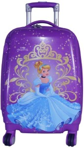 Disney Princess Cindrella Expandable  Cabin Luggage - 22 inch