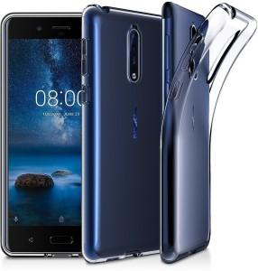 SpectraDeal Back Cover for Nokia 6 (2018), Nokia 6.1