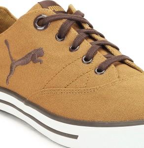 1ea57edf363 Puma Slyde NU IDP Sneakers For Men Tan Brown Best Price in India ...