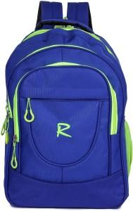 Ranger Blue Green School bag, laptop bag, Casual backpack Waterproof School Bag