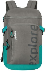 Safari EXORER 20 HY GRY 39.27 L Laptop Backpack