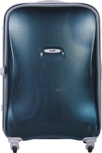 Skybags Odin Spinner Hard Trolley 55 cm (Teal) Cabin Luggage - 22 inch