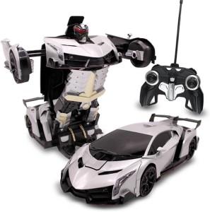 Dhawani Transformers Remote Control Lamborghini Veneno Transforming