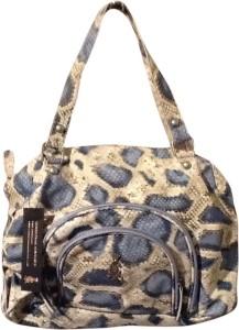 Christian Audigier Shoulder Bag ( Blue Beige ) 4e99c0cde7934