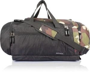Novex Fusion 60 L Rucksack Cum Travel Duffel Bag