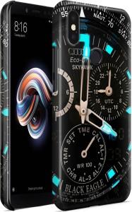 DreamCreation Back Cover for Mi Redmi Note 5 Pro