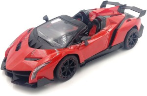 Miss   Chief Venneno Style RC Car With Fully Function Doors Red