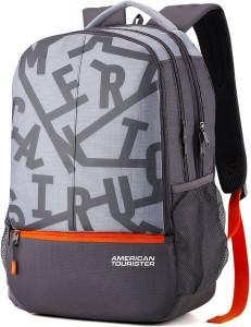 90a741a4958c62 American Tourister Fizz Sch Bag 32 5 L Backpack Grey Best Price in ...