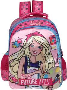Barbie Pink Flap 16' ' Backpack