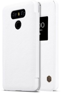 Nillkin Flip Cover for LG G6 Qin Leather