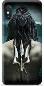 Loffar Back Cover for Mi Redmi Note 5 Pro