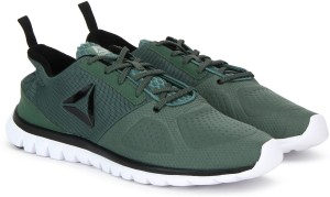 b489f200e59e REEBOK SUBLITE AIM PLUS Running Shoes For Men Green Best Price in ...