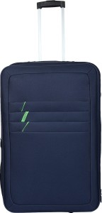 TAMO Luggage Blue Color 20 Inch Capacity 34L Expandable  Cabin Luggage - 20 inch