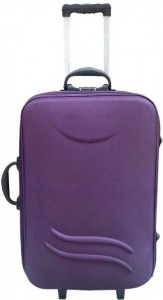 Novelty SUPER LIGHT Imported Expandable  Check-in Luggage - 23 inch