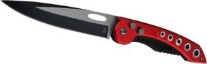 prijam F-822 R Heavy Model Foldable Pocket Button 1 Function Multi Utility Swiss Knife