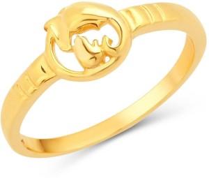 Karatcraft Pahli Girls Ring 22kt Yellow Gold ring
