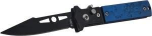 prijam F-304 Model Mini Foldable Pocket Button 1 Function Multi Utility Swiss Knife