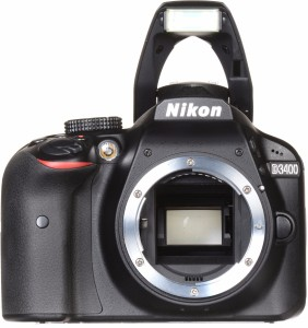 Nikon D3400 DSLR Camera CAMERA BODY