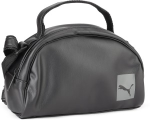 bd2ccb37a7 Puma Women Casual Black PU Shoulder Bag Best Price in India