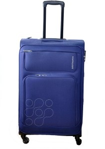 kamiliant kam Himba Expandable  Check-in Luggage - 28 inch