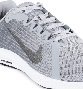 8d3ee23e9a6 Nike NIKE DOWNSHIFTER 8 Running Shoes For Men Grey Best Price in ...