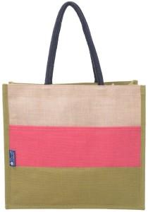 Promise Bags Multipurpose Jute Lunch Bag/Handbag/Tote Bag For Office Executive Men/Women/Girls/Unisex/Adult Multipurpose Bag
