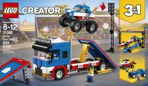 Lego Mobile Stunt Show