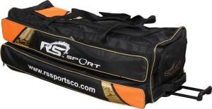 RS SPORT Pro Gold Black Edition Cricket Kit Bag