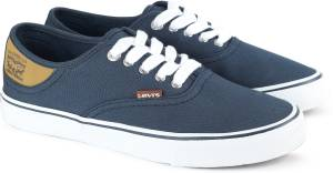Levi's Derby Classic Sneakers For Men
