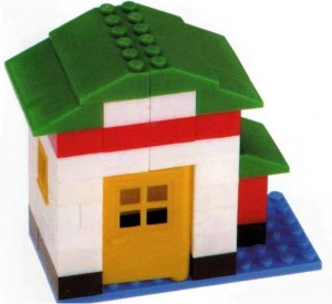 Royal Collections Skill Developing Little Builder Blocks Set For Kids (Multicolor)