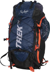 Skybags Trek Hiking Bag Blue 75 L Rucksack 75 L Blue Best Price in ... a36abf566207a