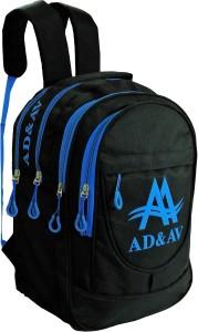 AD & AV 111_BIG BLUE Waterproof School Bag