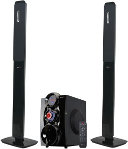96f5bef76fb iBELL 2 1 Tower speaker With Bluetooth USB FM SD MMC AUX 150 ...