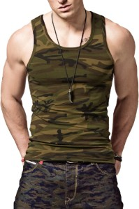 PeppyZone Men Vest