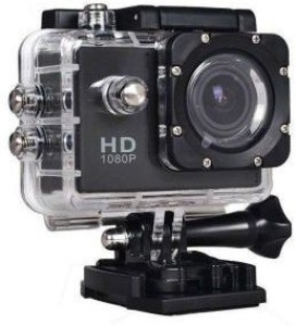 """Piqancy 1080 12MP 2.0"""" LCD Touch Screen Sports and Action Camera"""