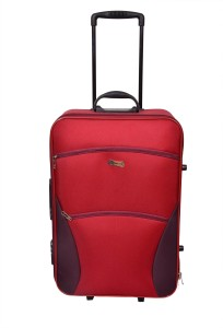 emblem 24 INCH RED TROLLEY Expandable  Check-in Luggage - 24 inch