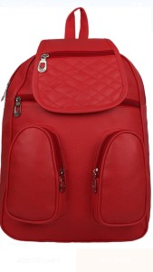 Raleigh Stylish Backpack / School Bag for Girls / College Bag girls / Waterproof/Easy to carry and lightweight 21 L Backpack