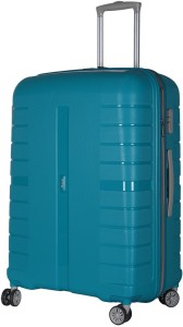 VIP Voyager Spinner Hard Trolley 79cm ( Blue) Check-in Luggage - 31 inch