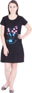 Wear & go Casual Full Sleeve Solid Women Black Top