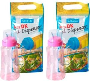 Steelo 500 ml Cooking Oil Dispenser Set