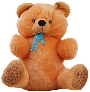 PreciousPearl 5 Feet Giant Teddy Bear    135 cm Brown