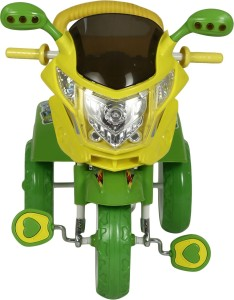 Dash DASH1_Victor_DX-Green Tricycle