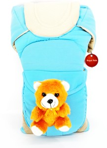 4e736196dd6 Aayat Kids SmartBuy Rich Safer Teddy Bear 49 Baby Carrier Light Blue ...
