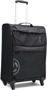 Carlton V-Lite Spinner Case Expandable  Check-in Luggage - 23 inch